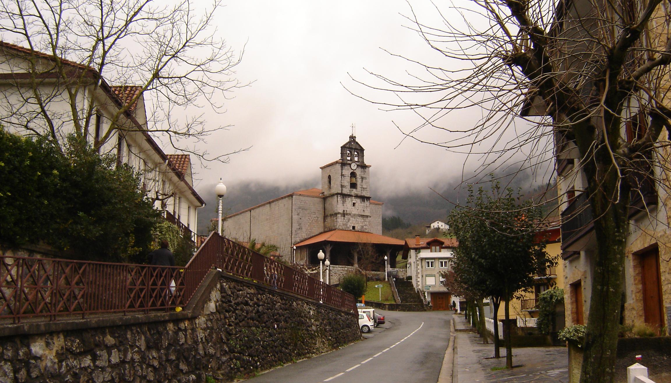 Amezketa villes et villages du pays basque tourisme euskadi tourisme en euskadi pays basque - Office du tourisme du pays basque ...