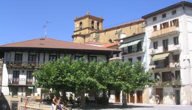 Oiartzun villes et villages du pays basque tourisme euskadi tourisme en euskadi pays basque - Office du tourisme du pays basque ...