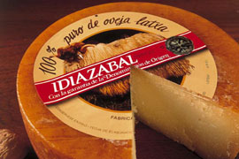 Fromage Idiazabal